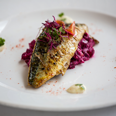 Mackerel Main Dish – Rose Indienne