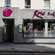 Retuarant View – Rose Indienne